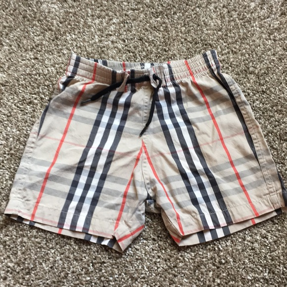 7ae78454f6c05 Burberry Other - Baby boy Burberry swim trunks